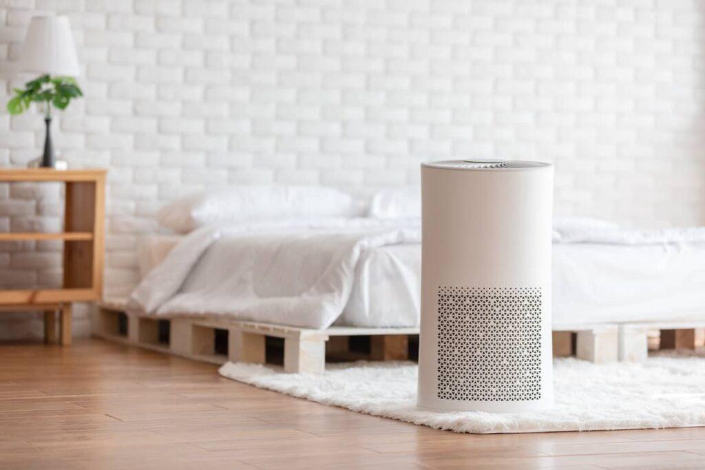 Stille mobiele airco op je slaapkamer