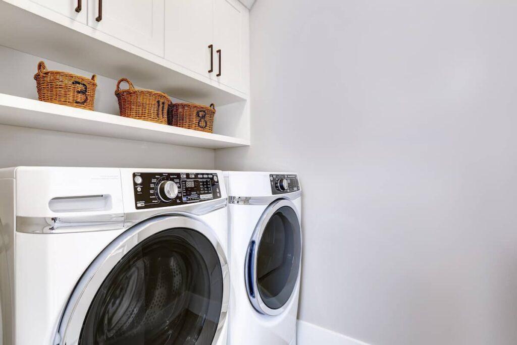 Wasdroger kopen voor naast je wasmachine.