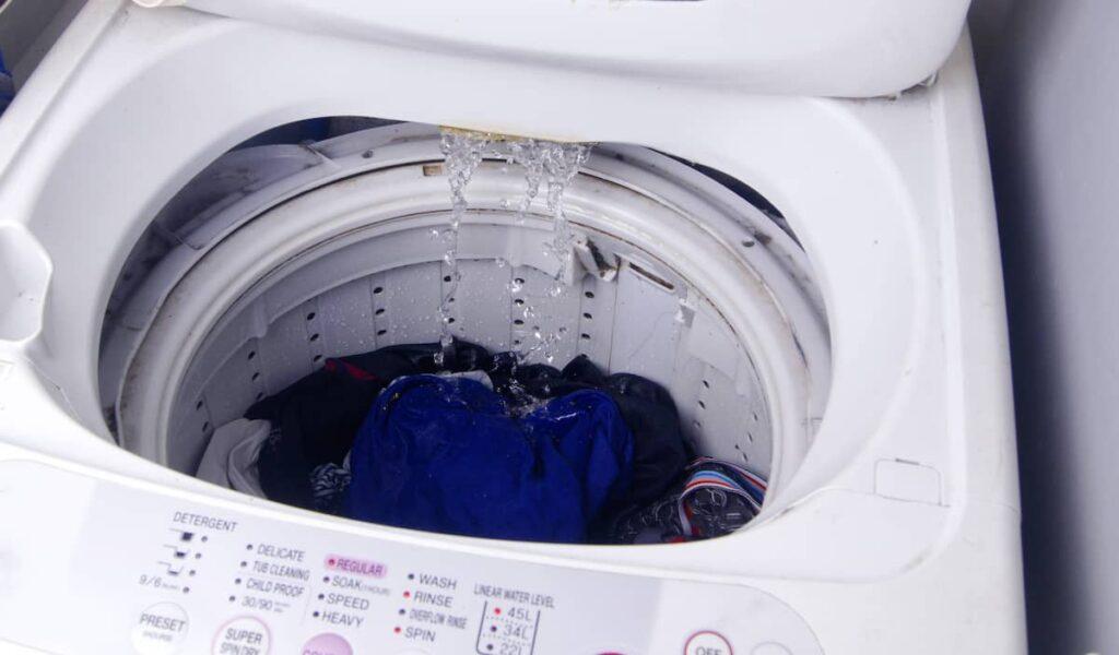 Wasmachine bovenlader