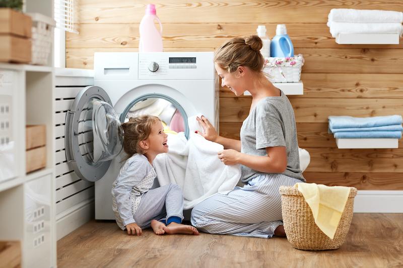 Wasmachine voor jouw huishouden