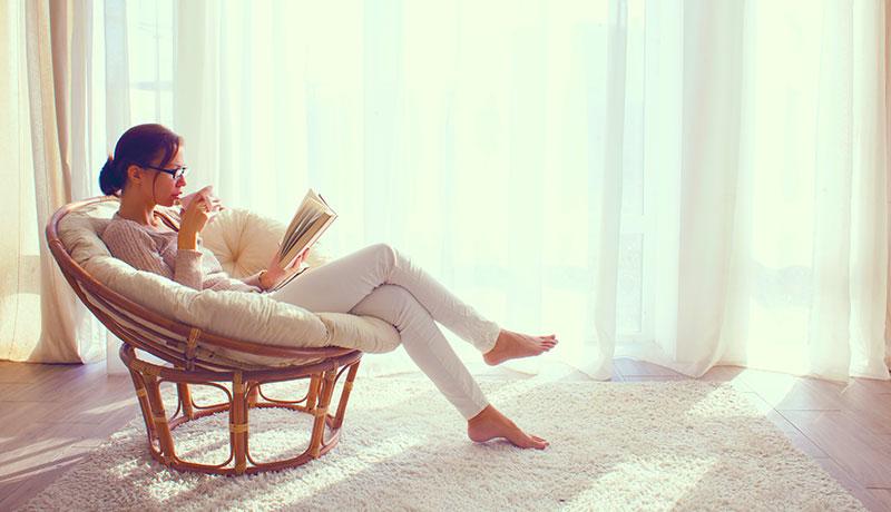 Bij slechte isolatie wordt het bij zomers weer al snel erg warm in huis.