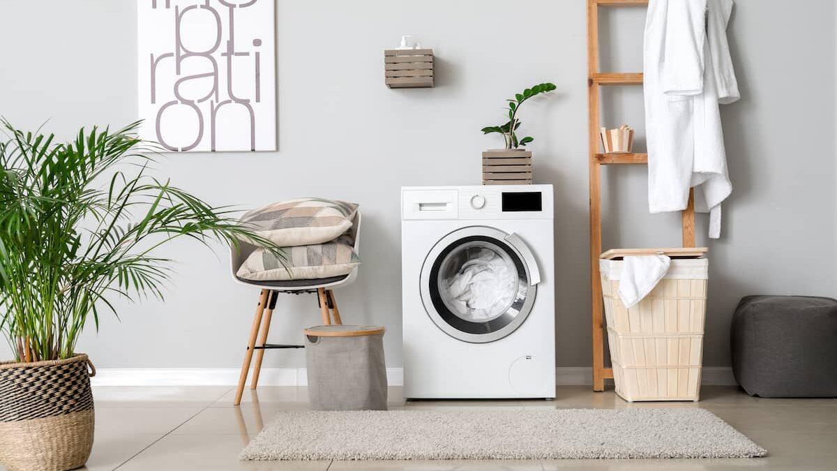 Wasmachine merken