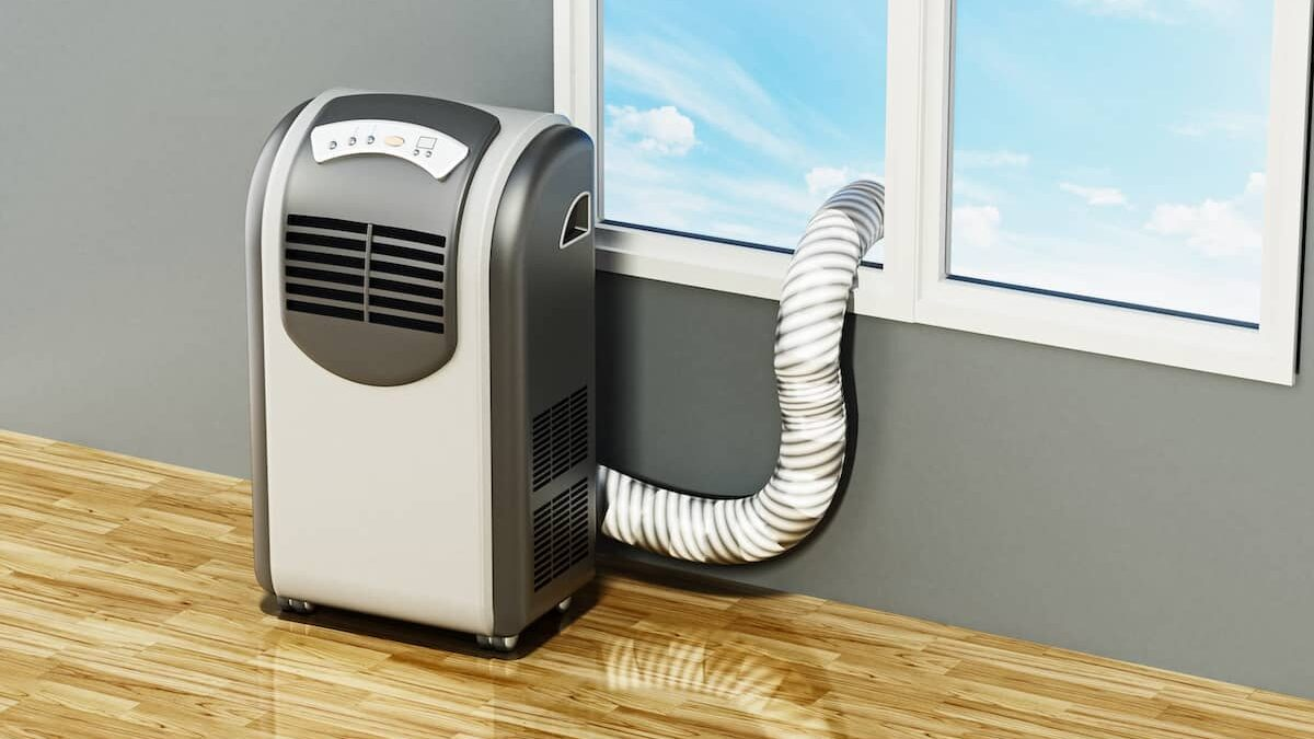 mobiele airco vs aircooler