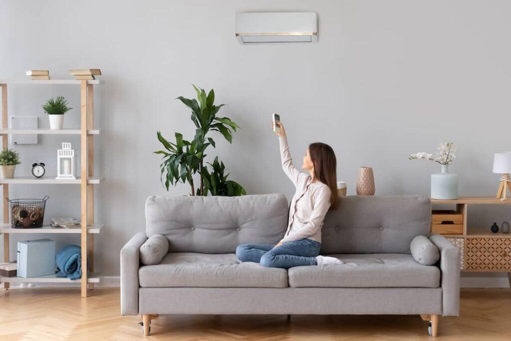Huis afkoelen met een airco